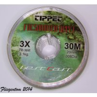 Fliegentoms  Tippet Set 3X-6X