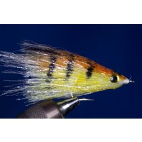 Shad Streamer Orange/Gelb
