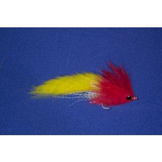 Raubfischzonker Gelb/Rot
