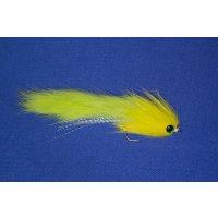 Raubfischzonker Chartreuse/Gelb 2/0