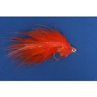 Orange Marabou Streamer