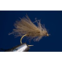 MP-Style Caddis/Sedge MP52 10 ohne Widerhaken (oder...