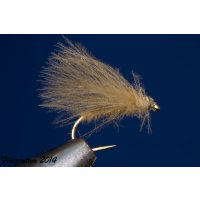 MP-Style Caddis/Sedge MP53 18 mit Widerhaken