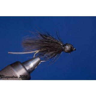 Steinfliege schwarze - Stonefly - Trockenfliege