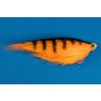 Hecht- und Raubfischstreamer - Oranger Tiger