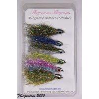 Streamerset Holographic Baitfish