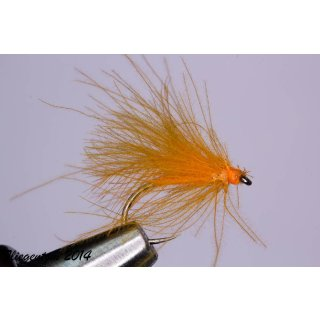 Fratnik Fliege orange Greyling Attractor