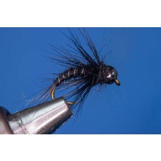 Forellen Fliegen gemischt 10//12 18/Mini und Standard GOLDHEAD Flash burgfr/äuleins