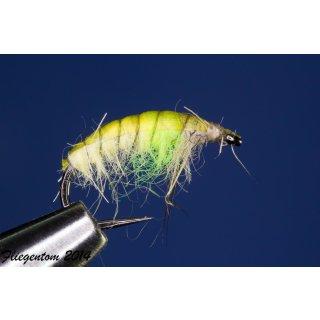 Czech Nymph  Nr.64 hellgelb/chartreuse/beige