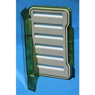Fliegentom - transparente Fliegendose / Fliegenbox Optima M (mittel)