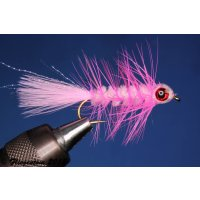 Fishmask Wooley Bugger pink