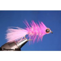 Fishmask Wooley Bugger Krystal pink