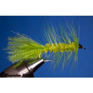 Wooley Bugger grün