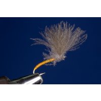CDC Shuttle Emerger orange Quill ohne Widerhaken...