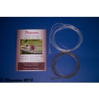 Fliegentom Polyleader ForelleTrout 8ft (2,40m) -...