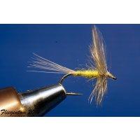 BWO - Blue Winged Olive mit Widerhaken 14