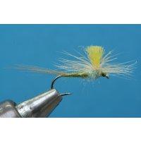 olive UV-Parachute 16 Mit Widerhaken
