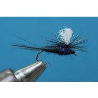 schwarze UV Parachute 12 Ohne Widerhaken