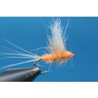 Vis-a-Dun orange ohne Widerhaken 12