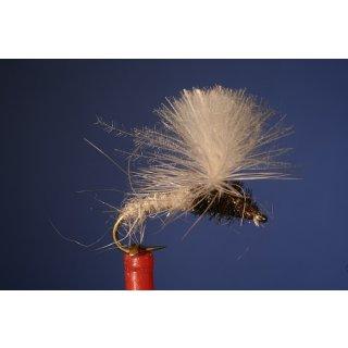 graue CDC-Parachute