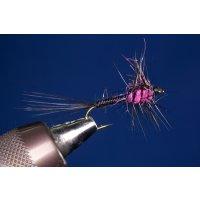 UV-Montana Nymphe pink 8 mit Widerhaken