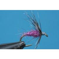 UV-Purpur Spider ohne Widerhaken 12