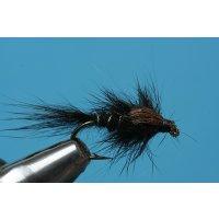 schwarze Hasenohrnymphe