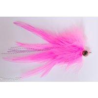 Marabou Hechtstreamer pink