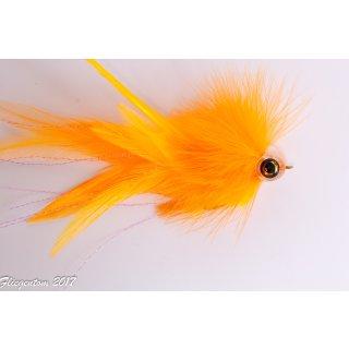 Marabou Hechtstreamer orange