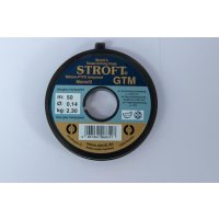Stroft GTM Tippetmaterial 50m 0,14mm
