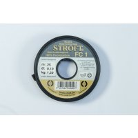 Stroft FC1 Fluorocarbon Tippetmaterial 25m 0,18mm 4X - 2,9kg