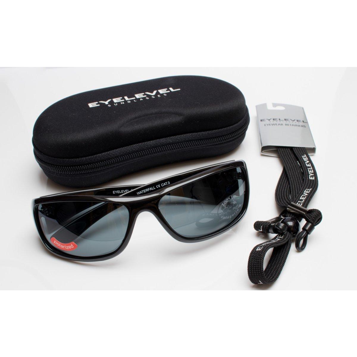 EYELEVEL Polarisationsbrille WATERFALL grau