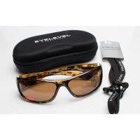 EYELEVEL Polarisationsbrille WATERFALL braun