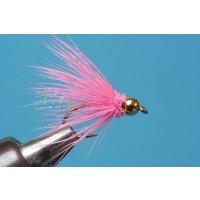 Terminator Pink 8 mit Widerhaken Kupferfarben Tungsten