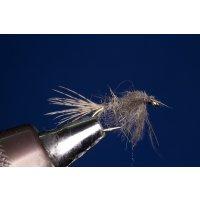 CDC Squirrel Nymphe grau 14 ohne Widerhaken
