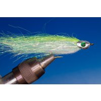 Grüner Spectra Fisch (Streamer)